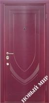 Входные двери, изготовленные по индивидуальным заказам, с различными видами облицовок
