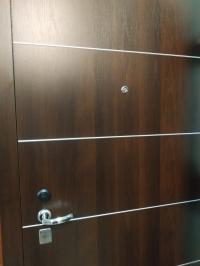 ПМЛ «Горизонтальний молдінг» - вхідні двері ТПК «Новий світ»