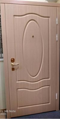 MDF+PVC «Бедфорд» 9071- вхідні двері ТПК «Новий світ»