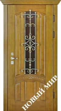 """Входные двери фасон """"Аркадия"""""""