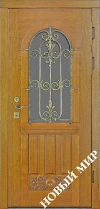 """Входные двери фасон """"Чернигов"""""""