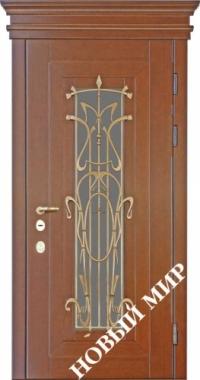 """Входные двери фасон """"Дрезден"""""""