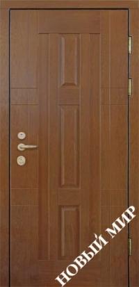 """Входные двери фасон """"Форт"""""""
