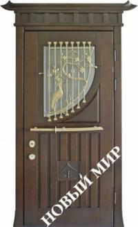 """Входные двери фасон """"Фуджи"""""""