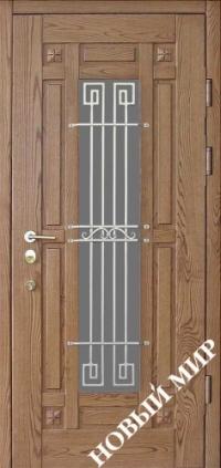 """Входные двери фасон """"Греция"""""""