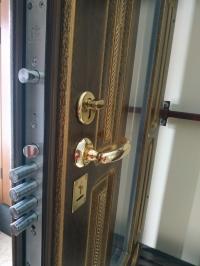 MDF+PVC  «Флоренція» 9074-03- вхідні двері ТПК «Новий світ»