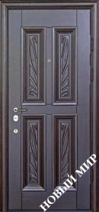 """Входные двери фасон """"Каховка"""""""