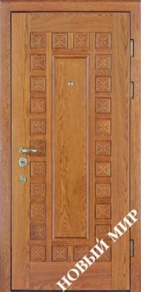 """Входные двери фасон """"Карпаты"""""""