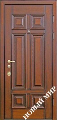 """Входные двери фасон """"Князь Потемкин"""""""