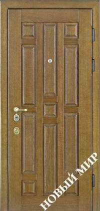 """Входные двери фасон """"Крепость"""""""