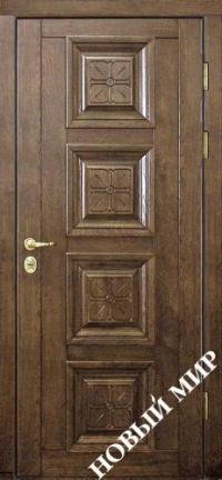 """Входные двери фасон """"Модель 33"""""""