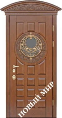 """Входные двери фасон """"Пектораль"""""""
