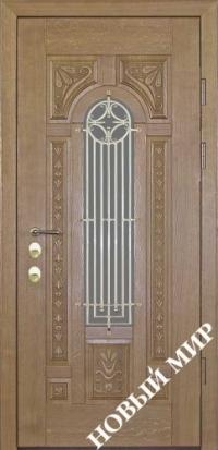 """Входные двери фасон """"Русь"""""""