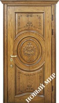 """Входные двери фасон """"Флорентина"""""""