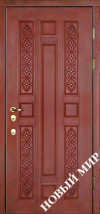 """Входные двери фасон """"Гуцулка"""""""