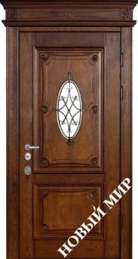 """Входные двери фасон """"Генуя"""""""