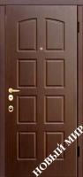 MDF+PVC «Шведська 9001» - вхідні двері ТПК «Новий світ»