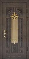 Масив Дуб «Русь 3030» - вхідні двері ТПК «Новий світ»