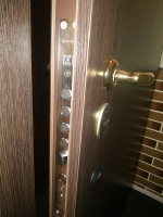 ПМЛ - вхідні двері ТПК «Новий світ»