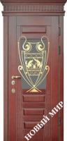 """Входные двери фасон """"Афины"""""""