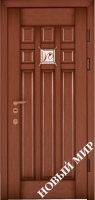 """Входные двери фасон """"Ландыш"""""""