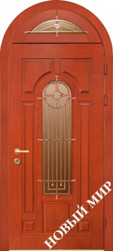 входные металлические двери по индивидуальному заказу