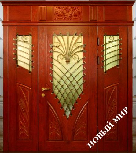 нестандартные двери входные премиум класса